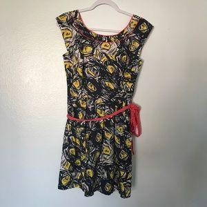 Love Fire Sleeveless Dress
